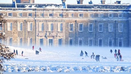 Petworth House - Winter Mansion Tours