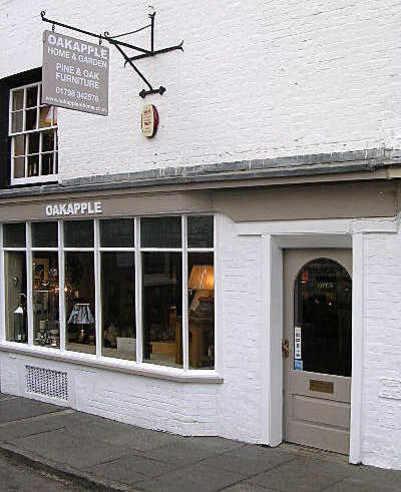 Oakapple Trading Company