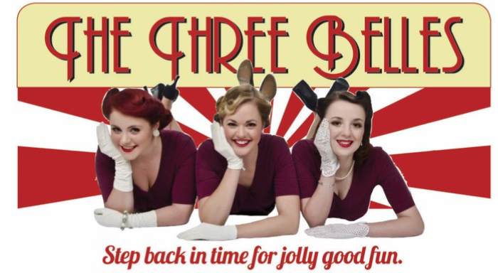 1940s Tea Dance - THE THREE BELLES