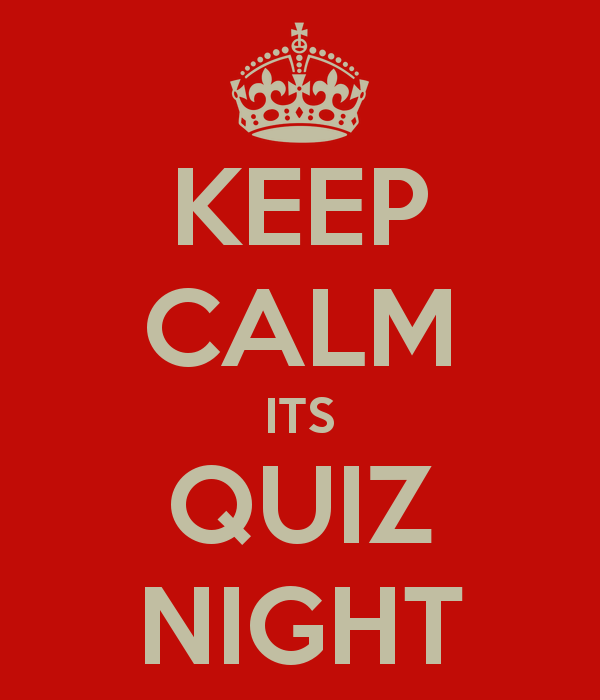 Quiz Night at St Mary's Church