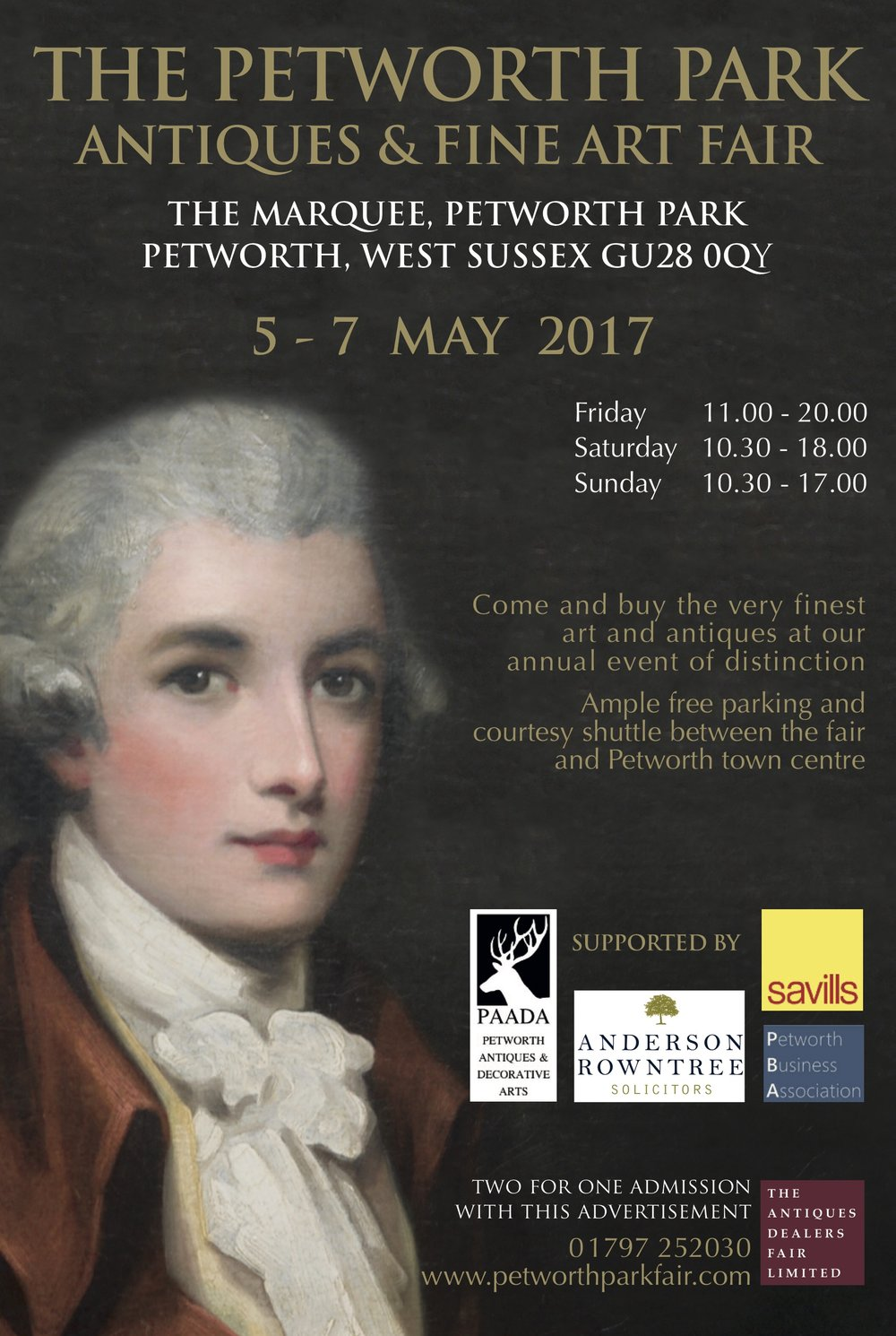 The Petworth Park Antiques & Fine Arts Fair