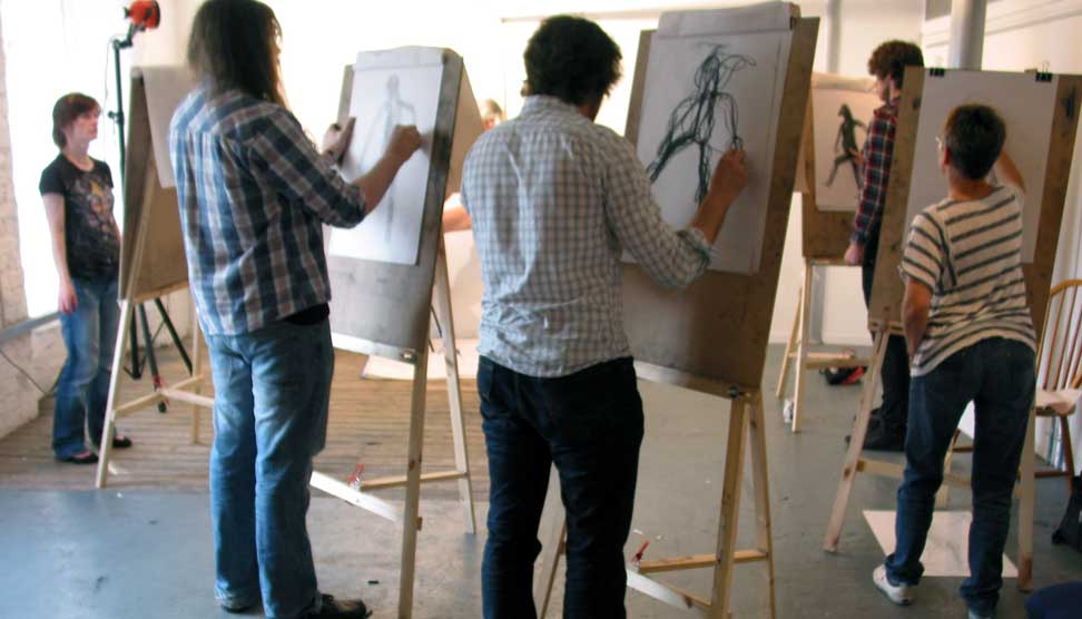 Live Drawing Class
