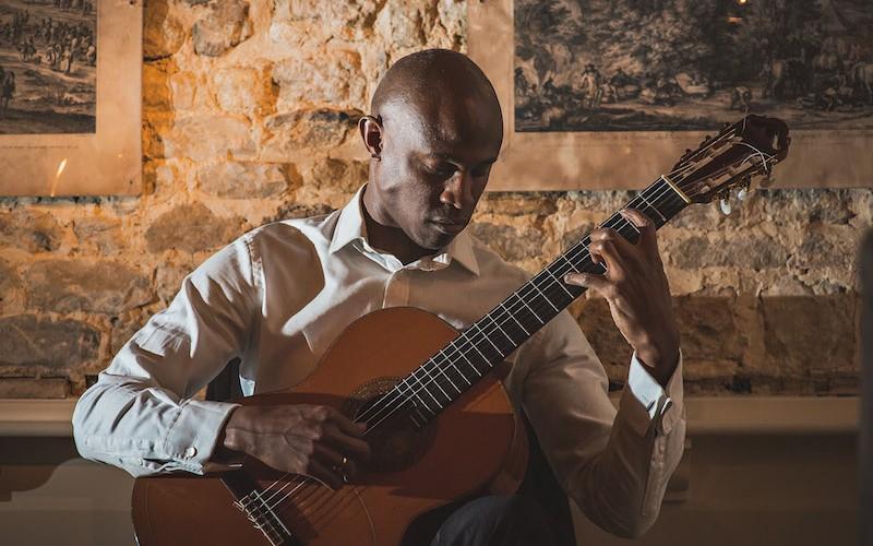 Ahmed Dickinson & Eduardo Martin Concert