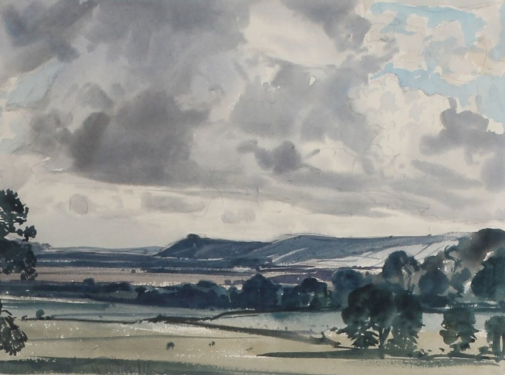Claude Muncaster, A Sussex Painter