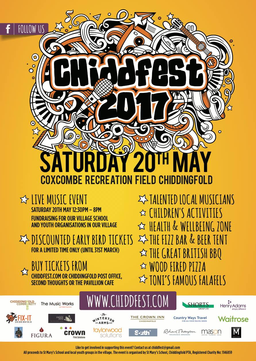 Chiddfest 2017