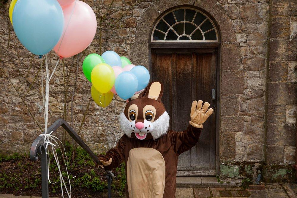 Parham Easter Family Fun.
