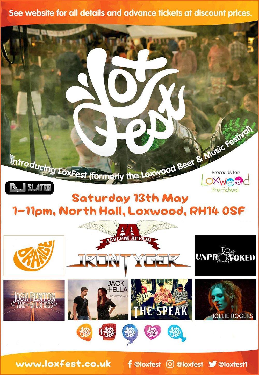 Lox Fest