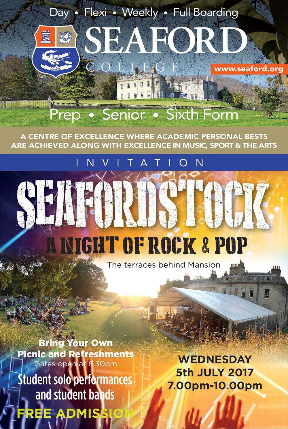 Seafordstock 2017