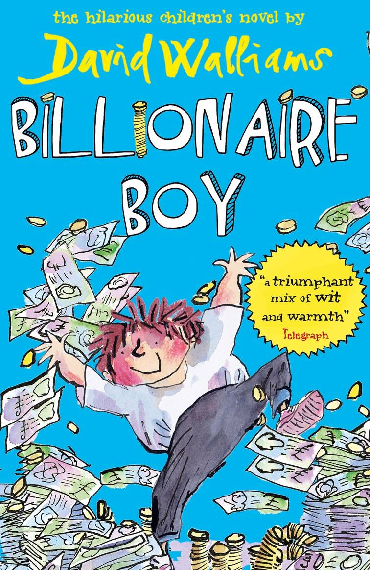 Theatre: Billionaire Boy