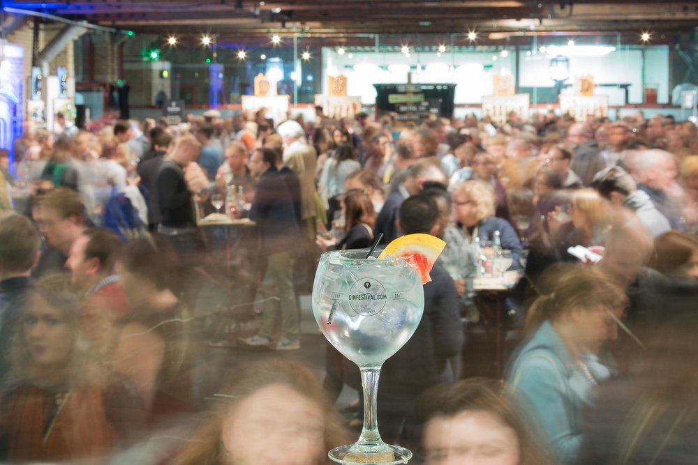 Gin Festival Guildford 2017