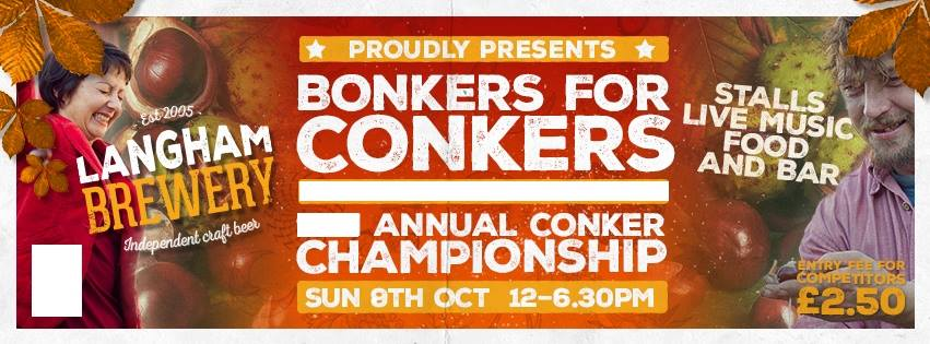 10th Annual Langham Brewery Conker Championship