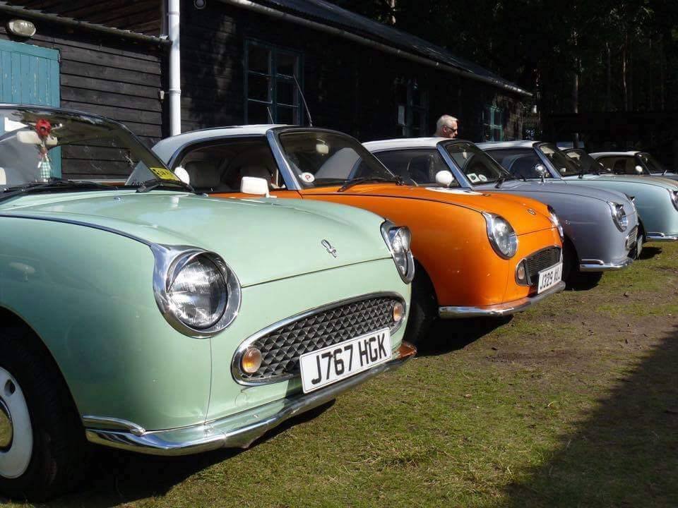 Surrey Classic Vehicle Gathering 2017
