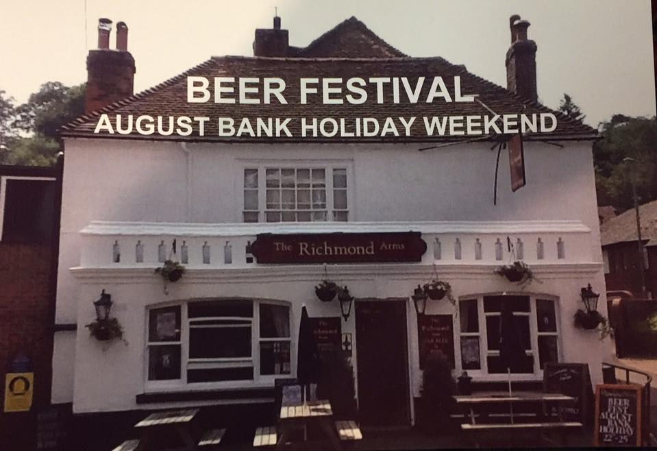 Beer festival...Yum Yum