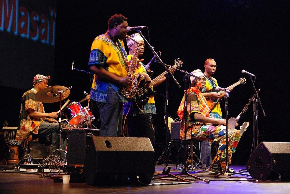Roots Around the World presents KASAI MASAI