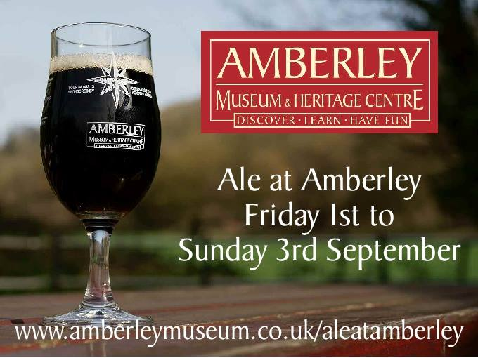 Ale at Amberley