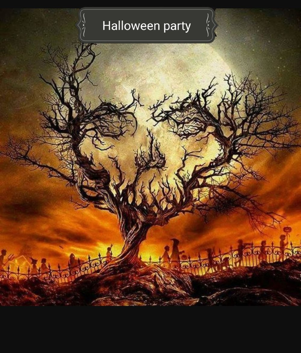 Halloween Party - The Last Drop