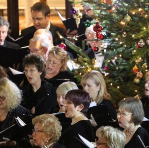 The Leconfield Singers - Christmas Concert
