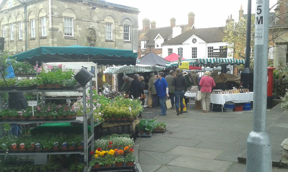 Petworth Farmer's Market - January