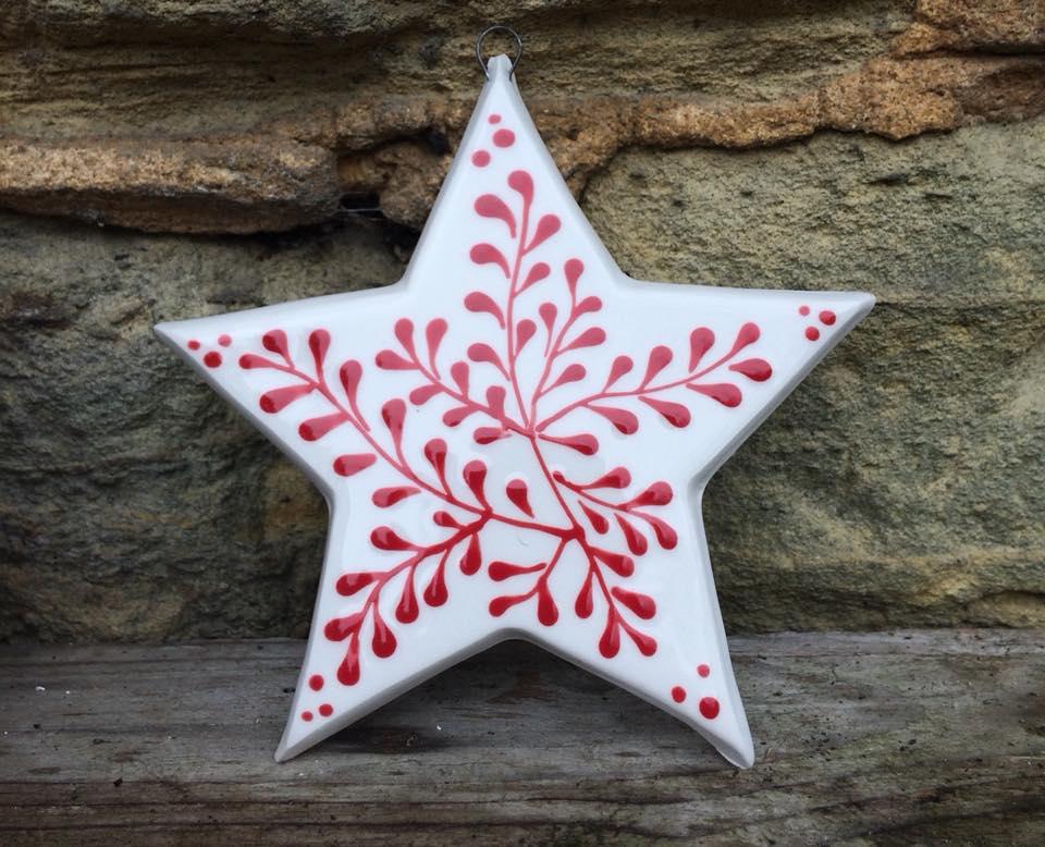 Christmas Collection 2017 - Sarah McKenzie Ceramics