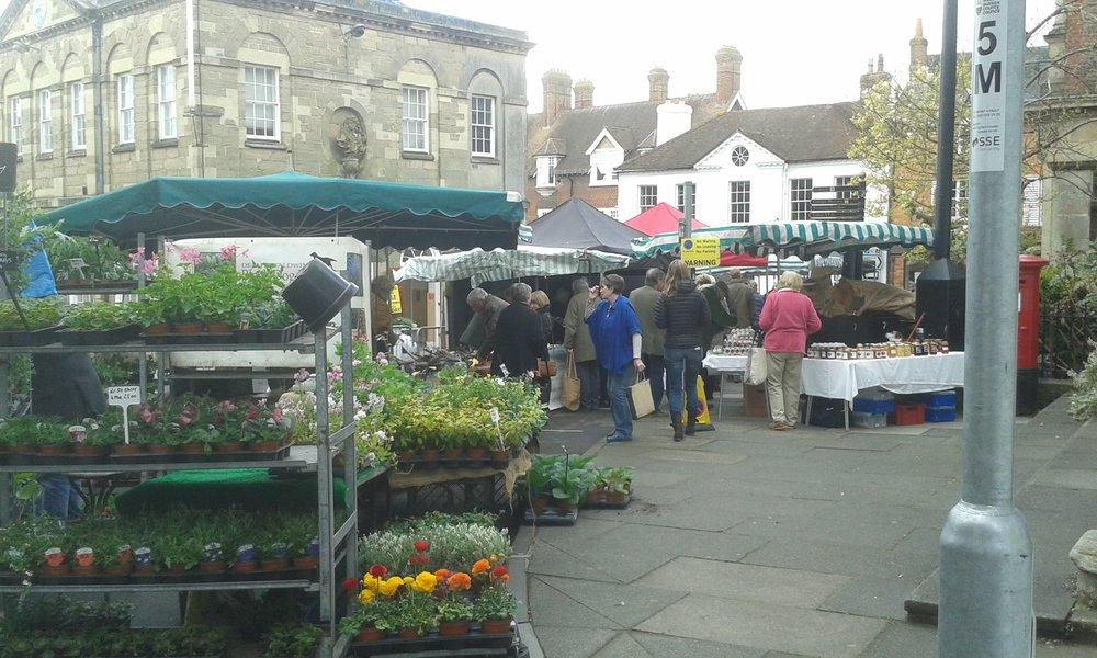 Petworth Farmer's Market - November