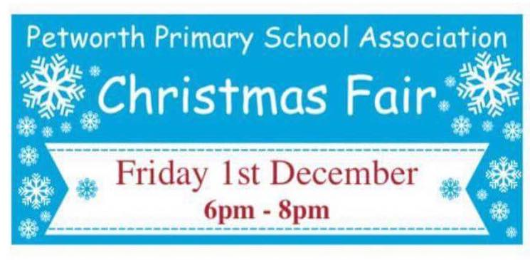 Petworth Primary Christmas Fair