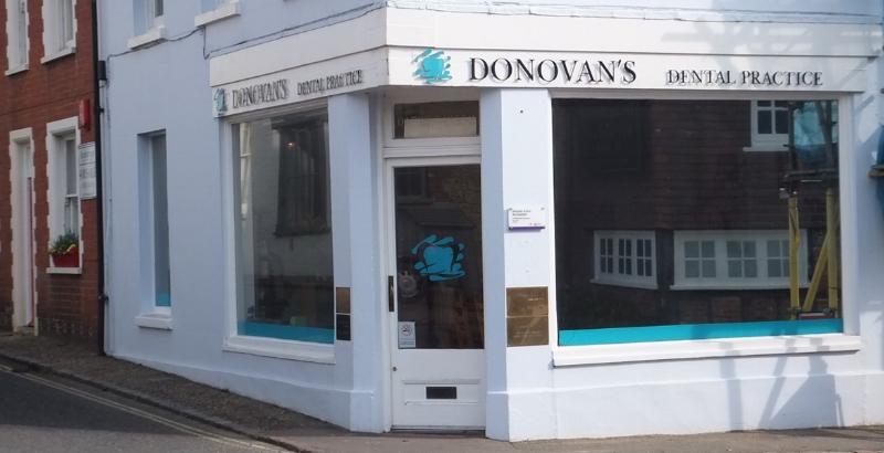 Donovan's Dental Practice