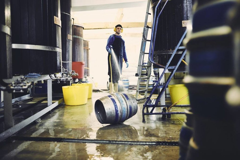 Langham Brewery Tour