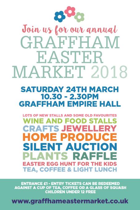 Graffham Easter Market