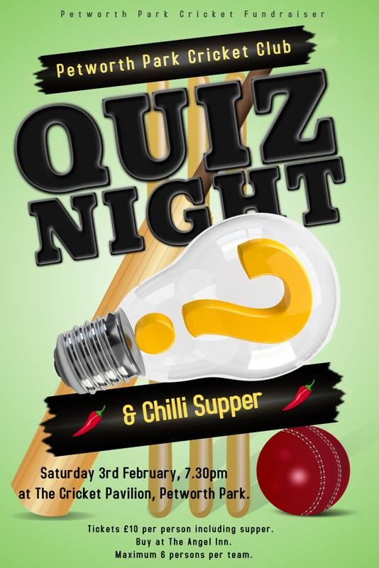 First Quiz Night of 2018