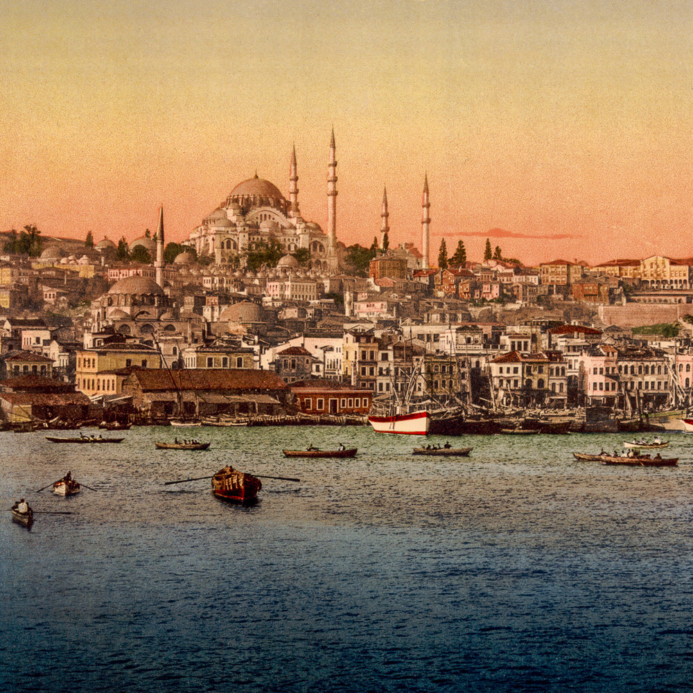 Constantinople & Istanbul: A Tale of Two Cities