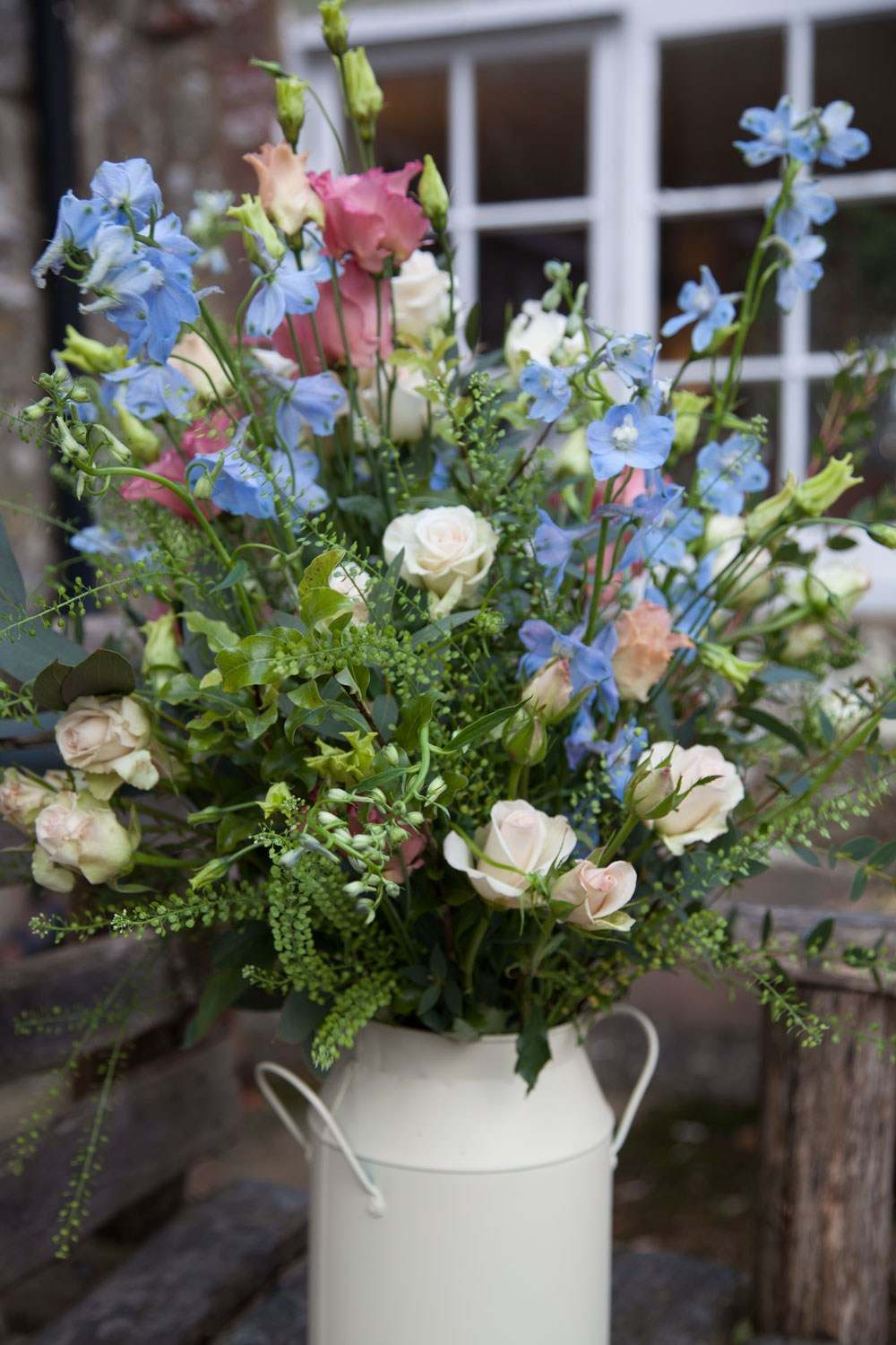 Summer Floral Workshop II with The Floral Artisan: A Vintage Floral Arrangement