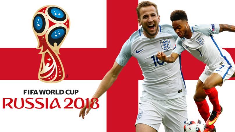 World Cup England v Croatia