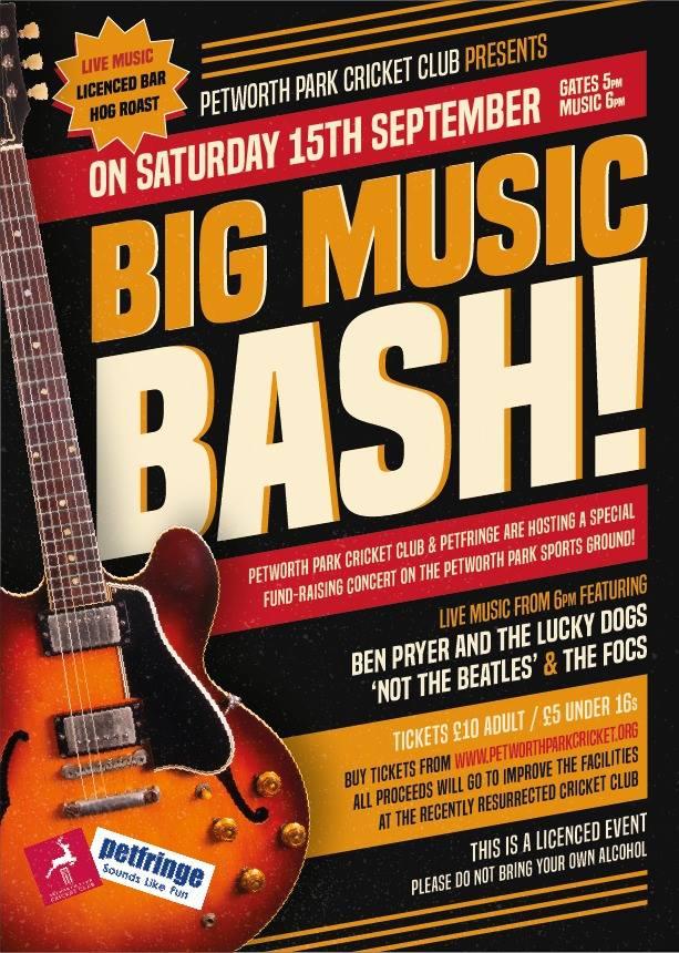 Big Music Bash