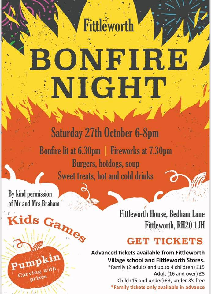 Fittleworth Bonfire Night
