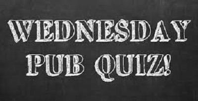 MRS MOLE'S WEDNESDAY NIGHT QUIZ