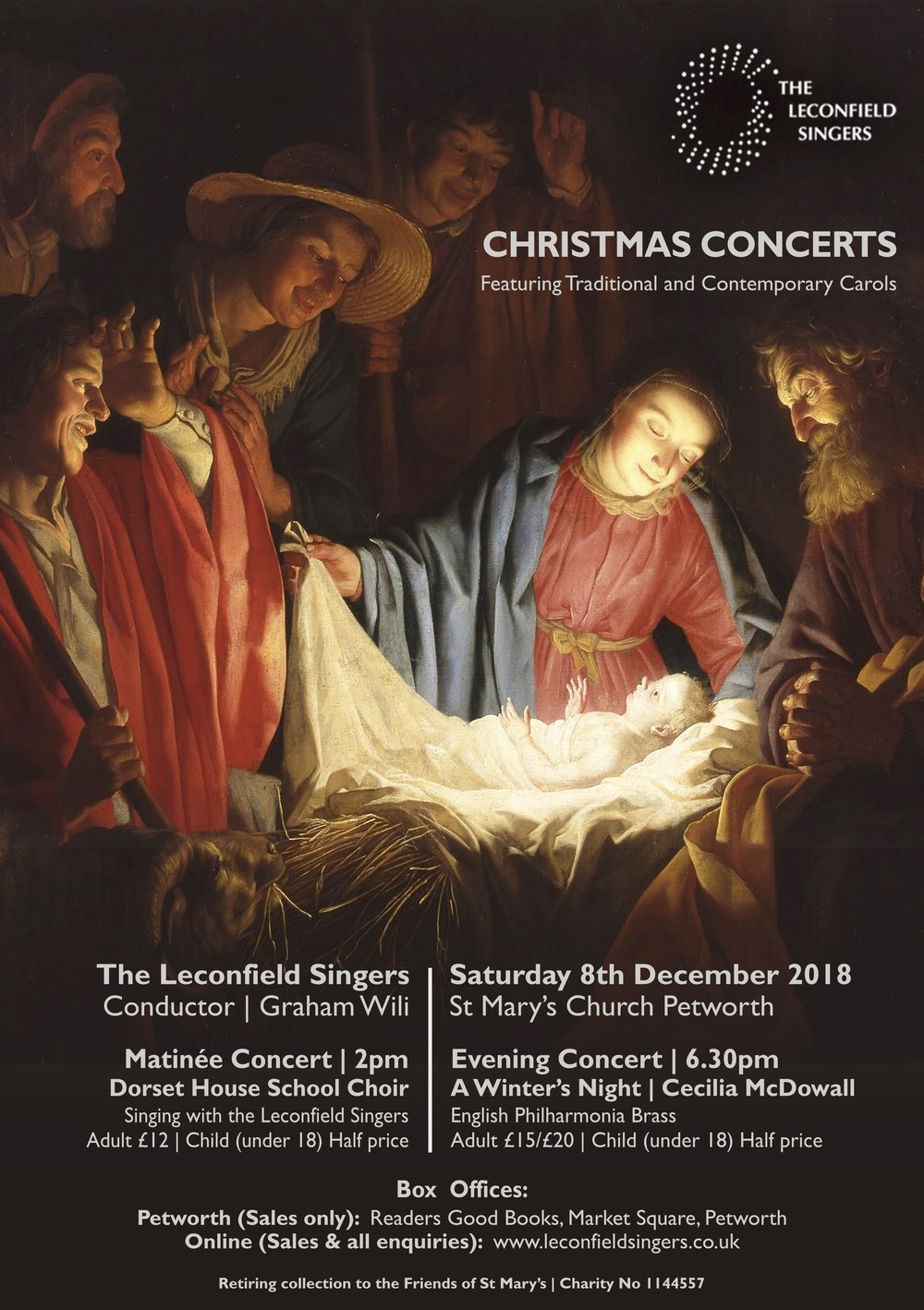 The Leconfield Singers Christmas Concert