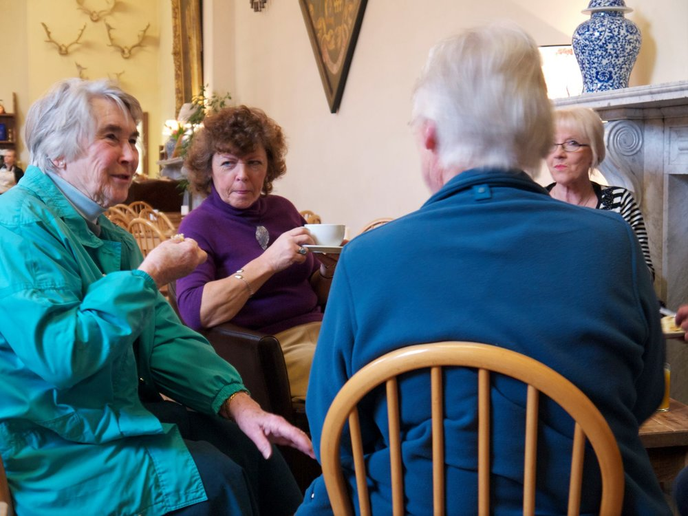 Volunteering Coffee Morning