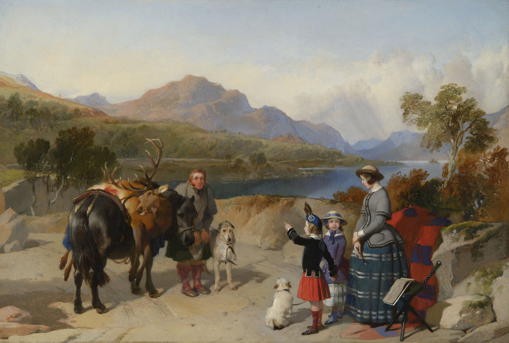 ROYAL COLLECTORS QUEEN VICTORIA, PRINCE ALBERT AND THEIR ART