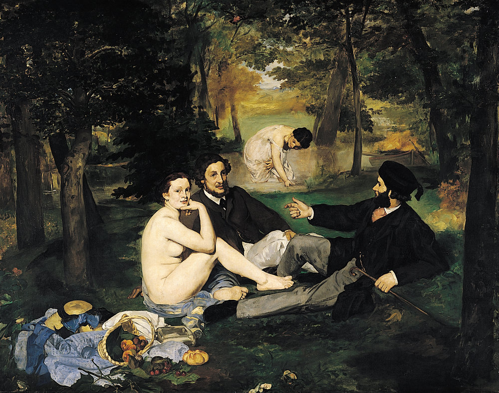 MANET AND HIS MILIEU