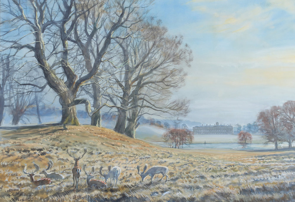 Christmas Show at Rountree Tryon Gallery