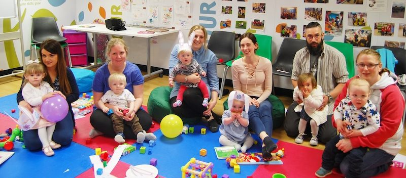 PARENTS AND TODDLERS GROUP