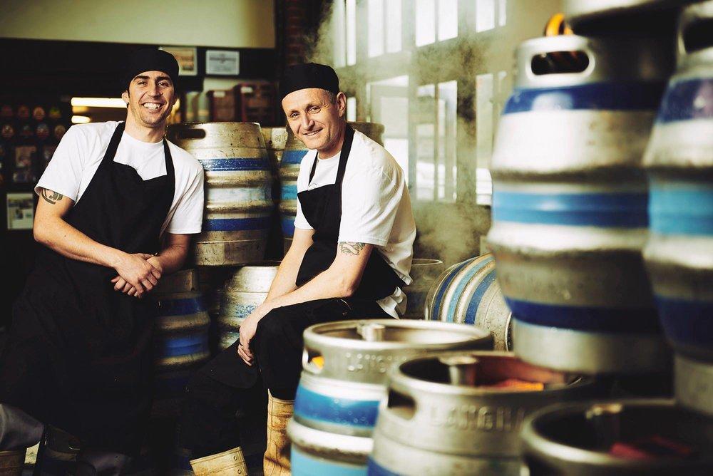 Brewery Tour at Langham