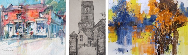 Petworth Explored at Kevis House Gallery