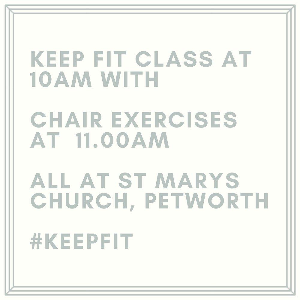Keep Fit Keep Fit