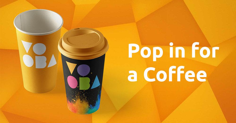 Vooba Coffee Morning