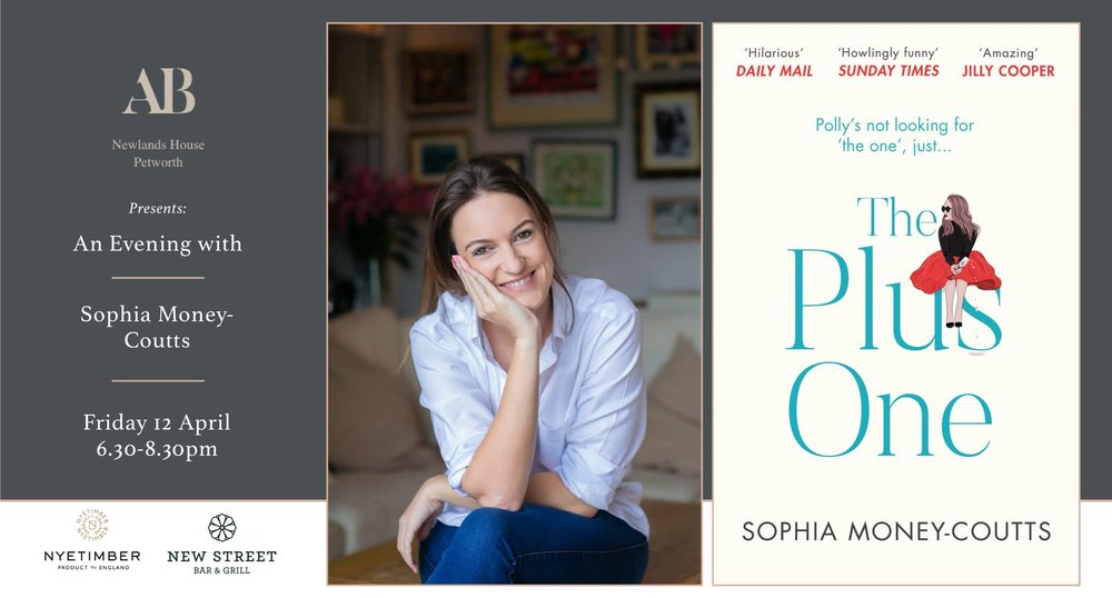 The Plus One: An Evening with Sophia Money-Coutts