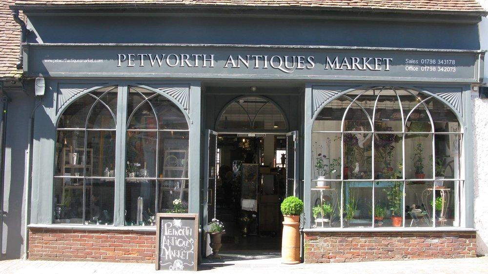 YARD SALE Petworth Antiques Market