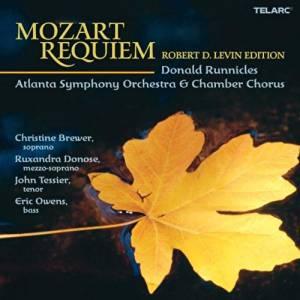 Mozart Requiem - Atlanta Symphony