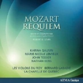 Mozart Requiem - Les Violons du Roy
