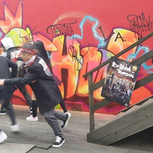 #그래피티 #닌볼트 #비스쿨 #graffiti #bschool #ninbolt